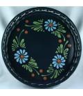 Tourtière 30 cm - Bleu fleur