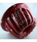 Kougelhopf pour 6 à 8 personnes - Rouge coeur nature